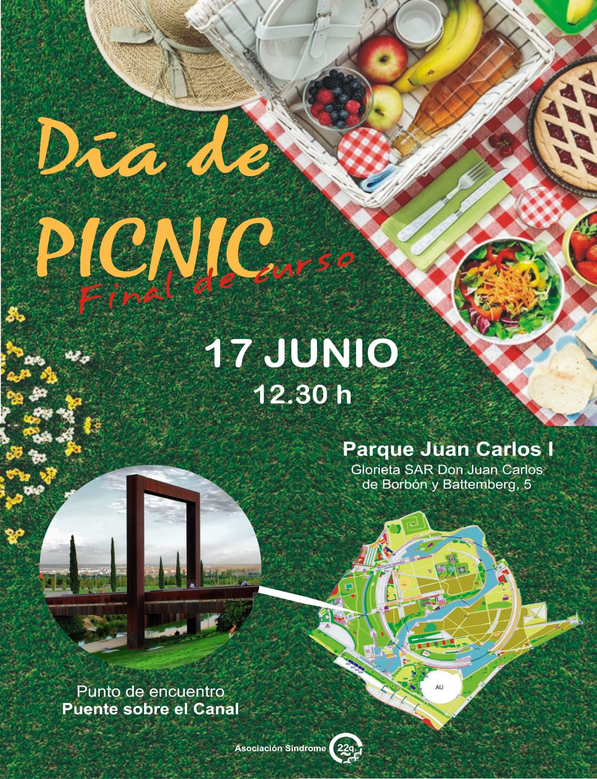 Picnic familiar 22q