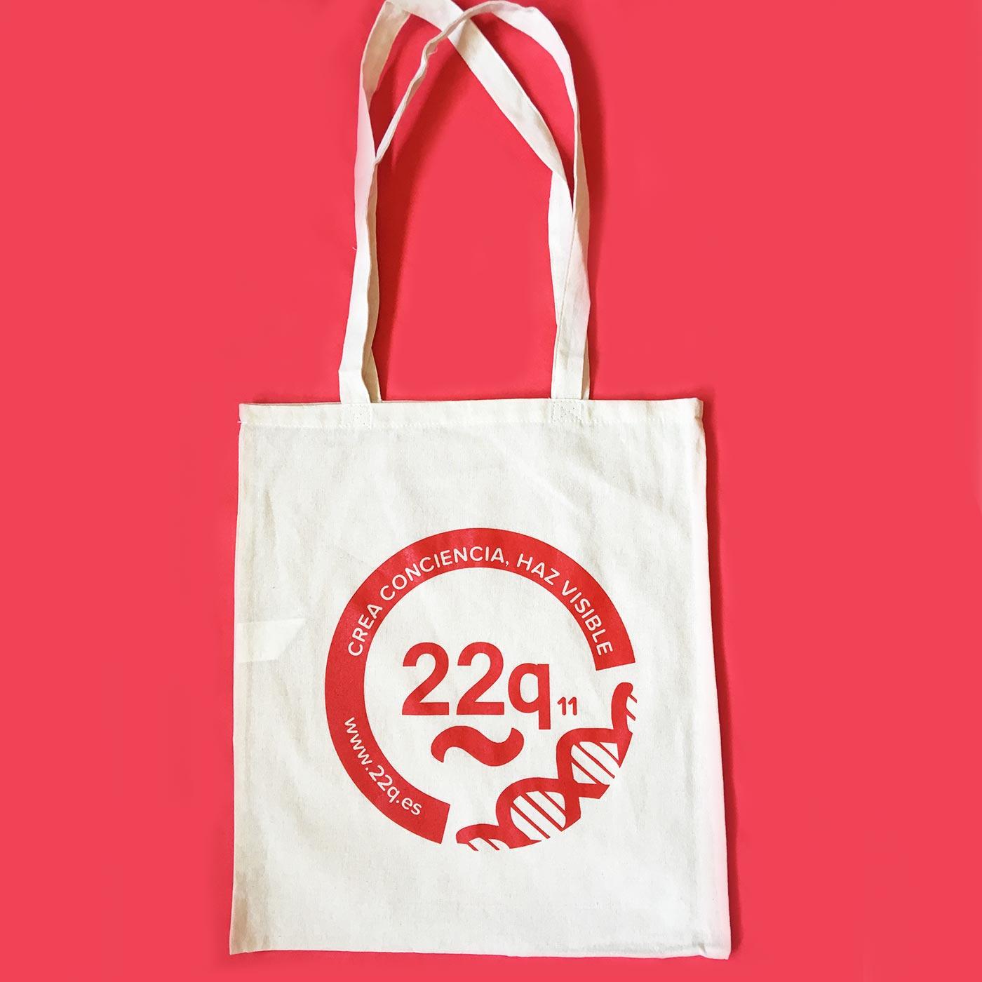 Bolsa algodón 22q